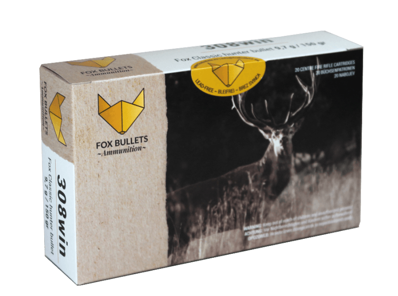 Fox Bullets Ammunition_308win_front
