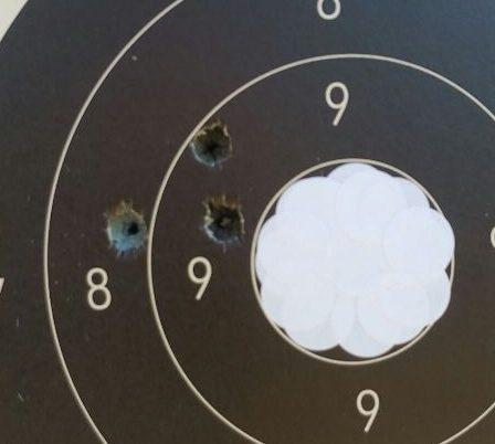 fox bullets target