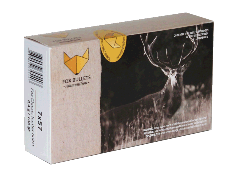 Fox Ammunition_7x57-130gr_front